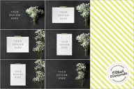 Simple Wedding Invitation Cards Background