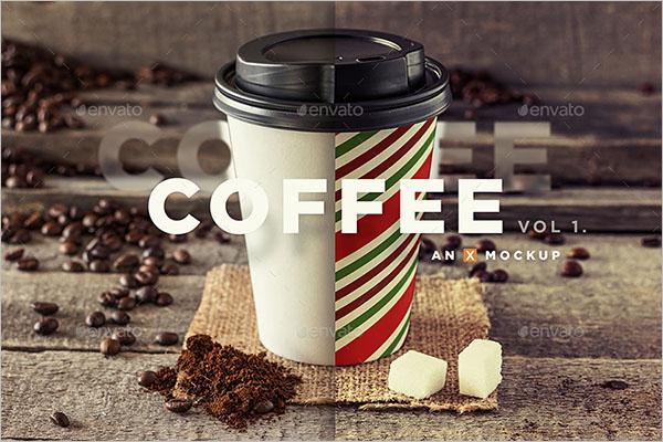 Smart Coffee Branding Mockup