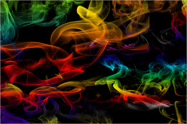 Smoke Effect Photoshop Brushes