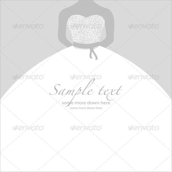 Soft Wedding Invitation Background
