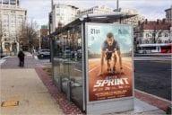 Sprint Run Flyer Design