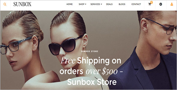 Summershop Opencart Ecommerce Theme