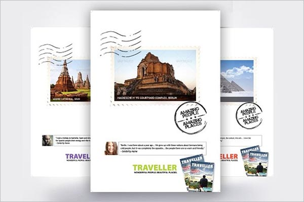 Tourism ADS Flyers