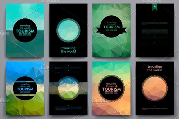 Tourism Brochures Designs