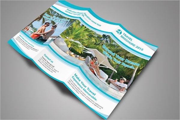 Travel Brochure Design Ideas