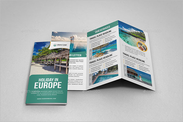 Travel & Tour Brochure Template