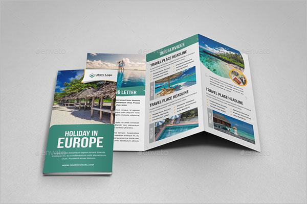 Travel & Tour Brochure Template