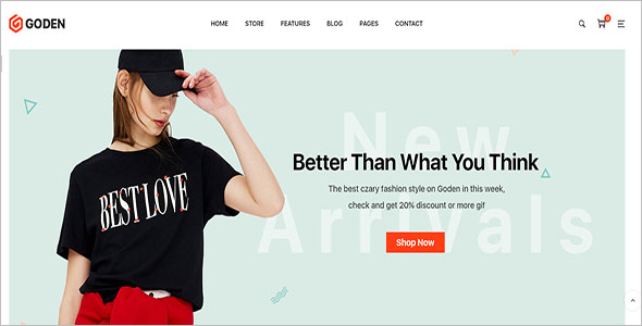 Unique Fashion Prestashop Theme