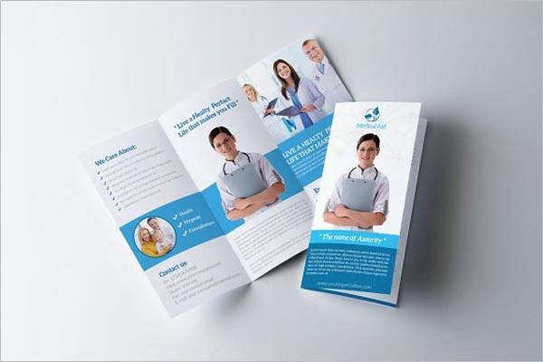 Universal Medical Brochure Template