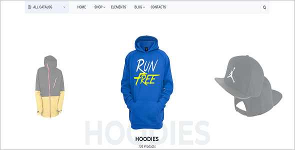 Universal WooCommerce Shop Theme