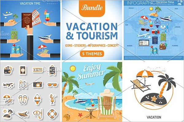Vacation Tourism Design