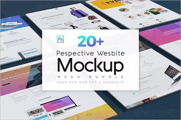 Website Mockup Bundle