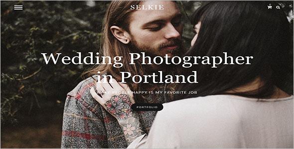 Wedding Blog WooCommerce Theme