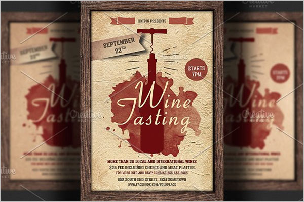 31 wine flyer designs free download creative template wine club flyer template maxwellsz
