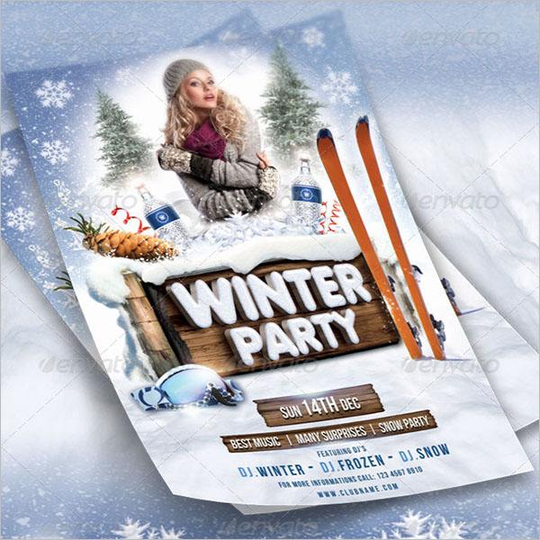Winter Carnival Flyer