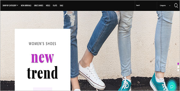 Women's Fashion PrestaShop Theme