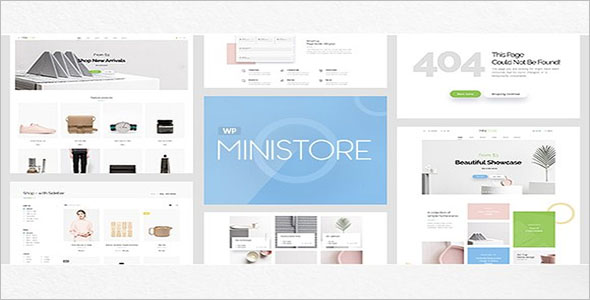 Woocommerce Custom Page Template