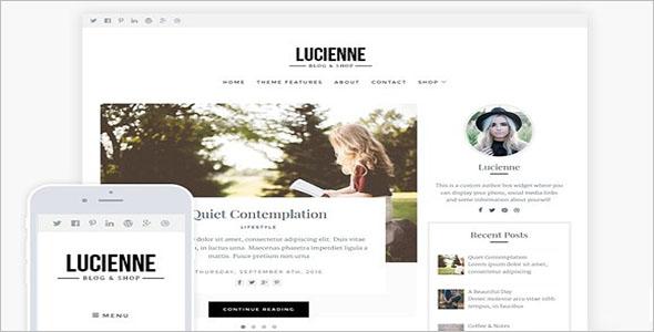 Woocommerce Development Blog Theme