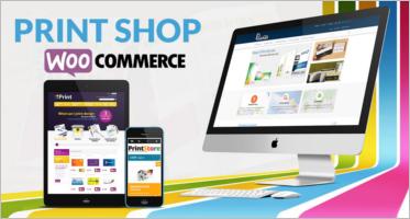 Woocommerce Print Shop Themes