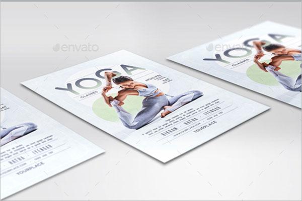 Yoga Day Poster Making Design