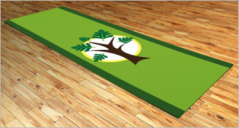 20+ Yoga Mat Mockup Designs