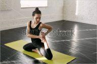 Yoga Mat Mockup Example