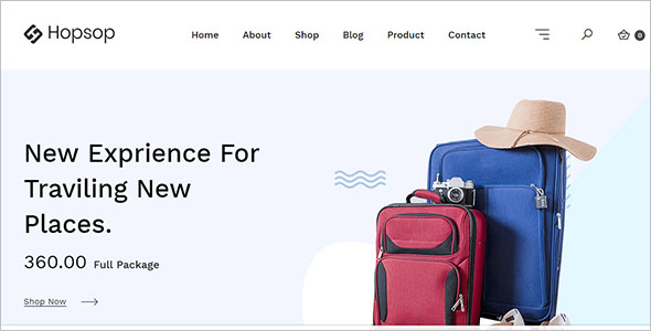 Accessories eCommerce Shopify Theme
