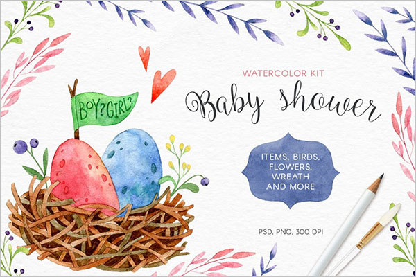 Baby Shower Decoration Idea Pictures