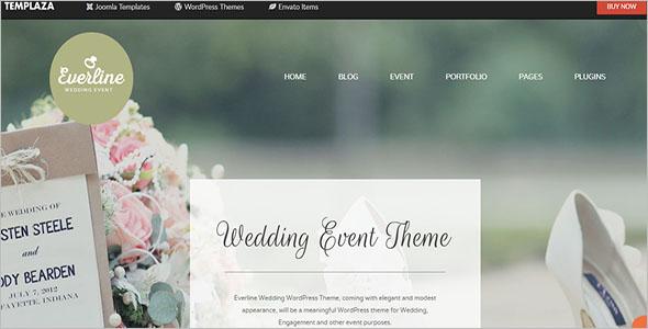 Beauty Wedding Woocommerce Theme