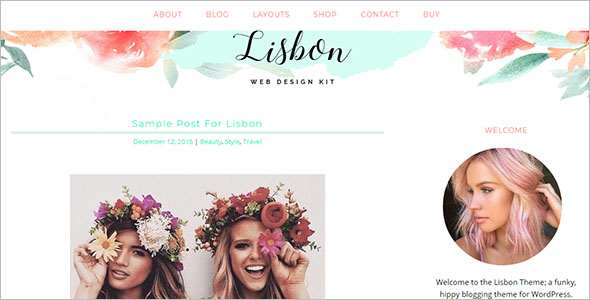 Beauty Woocommerce Theme Free Download