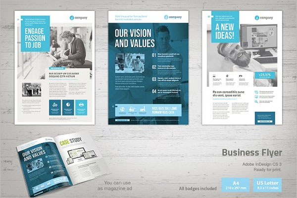 32+ Free Business Flyer Templates PSD | Creative Template