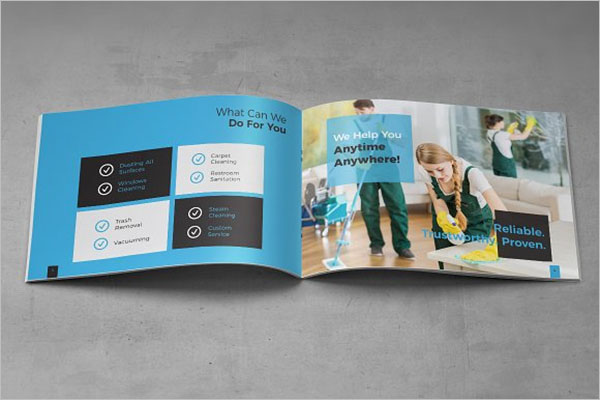 Best Cleaning Company Brochure