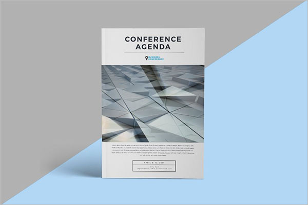 Best Conference Brochure Template