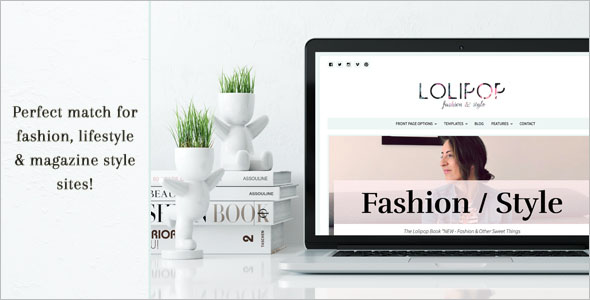 Best Fashion WordPress Theme