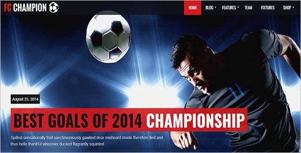 Best Football WordPress Themes