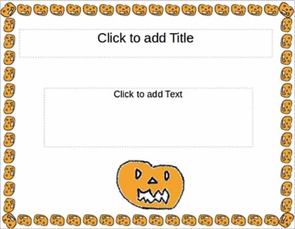 Best Halloween Certificate Templates