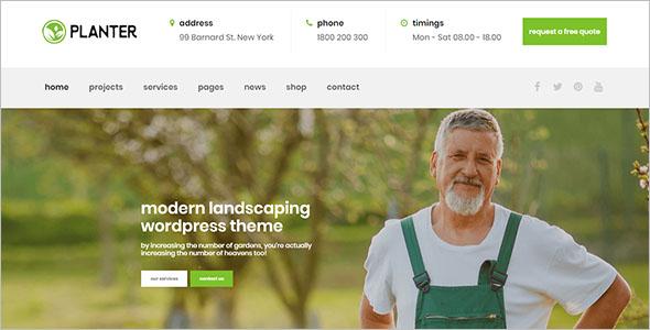 Best Lawn WordPress Themes