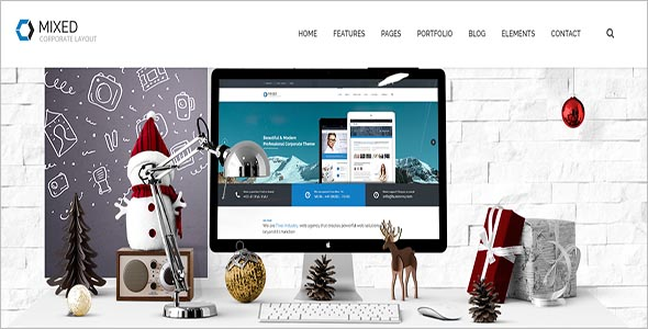 Best Professional Html Template