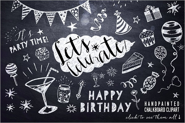 Birthday Party Poster Templates