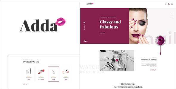 Blog & Fashion WordPress Theme