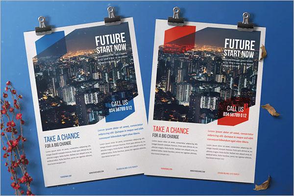 Business Corporate Flyer Design