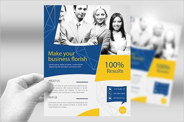 Business Flyer Templates Photoshop
