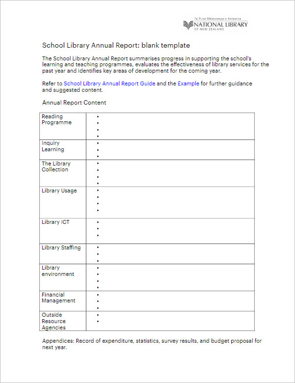 Business Report Cover Template