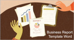 38+ Business Report Templates Word