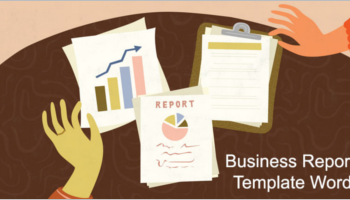 Business Report Templates Word