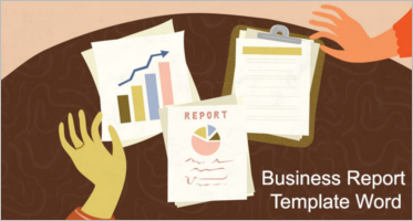 38 business report templates word