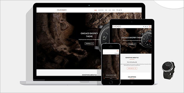 Chicago Shopify Theme