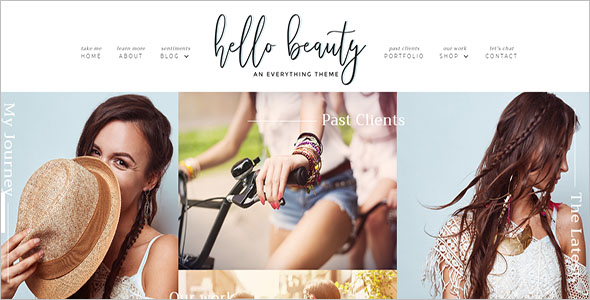 Creative Beauty WooCommerce Theme