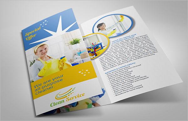 Creative Cleaning Company Brochure