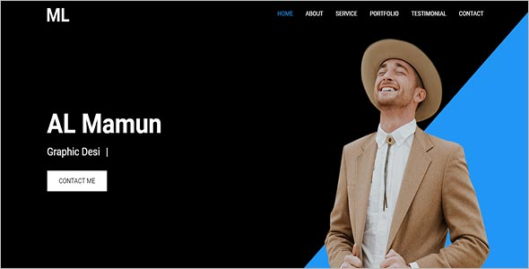 Creative Professional HTML Template